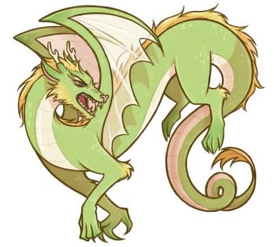 Medieval Fantasy: Dragon