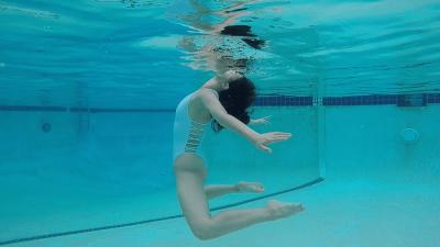 Motion of the Ocean: Shoot! I'm Underwater