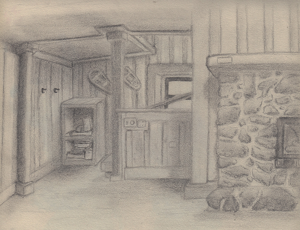 Imaginary Paint: The Cabin