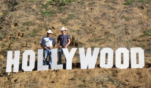 best places to view the hollywood sign sunset ranch