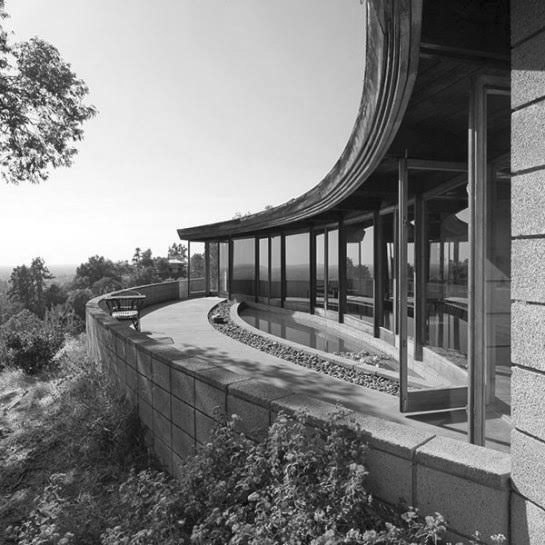 Los Angeles California Homes: Frank Lloyd Wright In Los Angeles