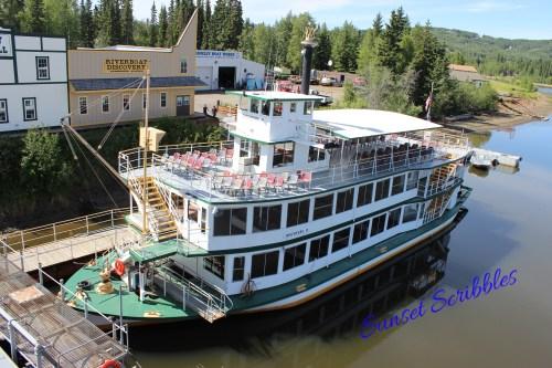 Riverboat Discovery - Fairbanks, Alaska