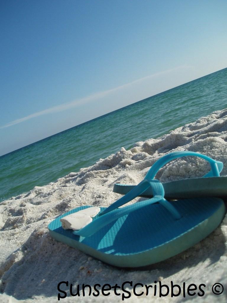 Flip flops - Beach - Destin, FL