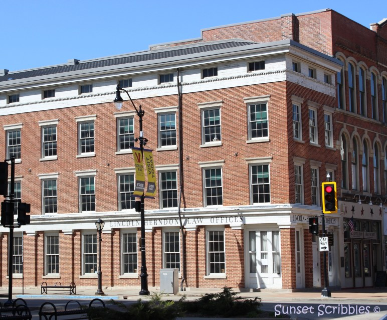 LINCOLN-Herndon Law Offices - Springfield, IL