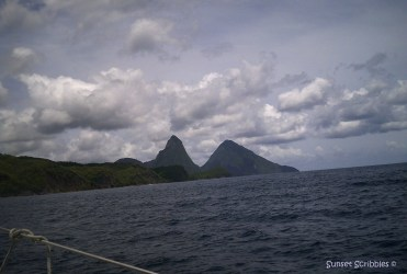 St. Lucia - snorkel between the Pitons