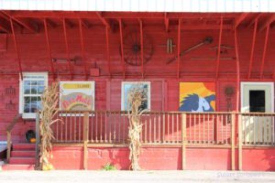 Gresham, Wisconsin - Barn Quilts