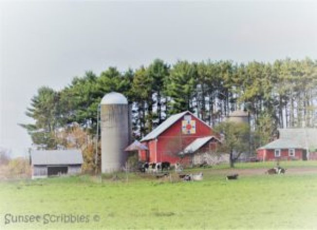 Shawano County Barn Quilts