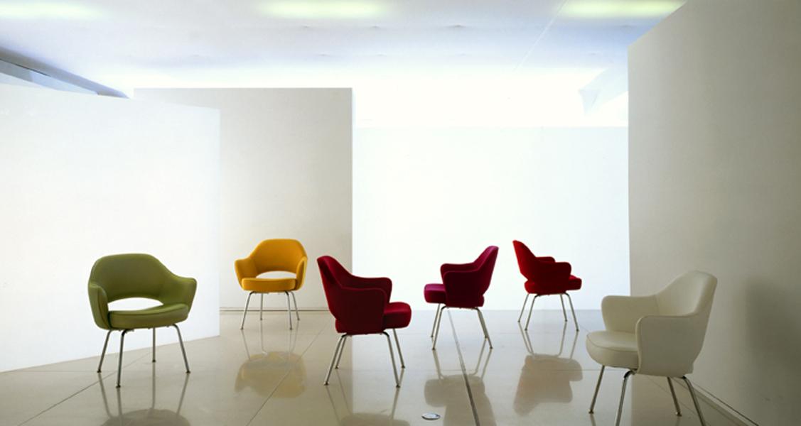 Saarinen Executive Arm Chair Modern Furniture Houston