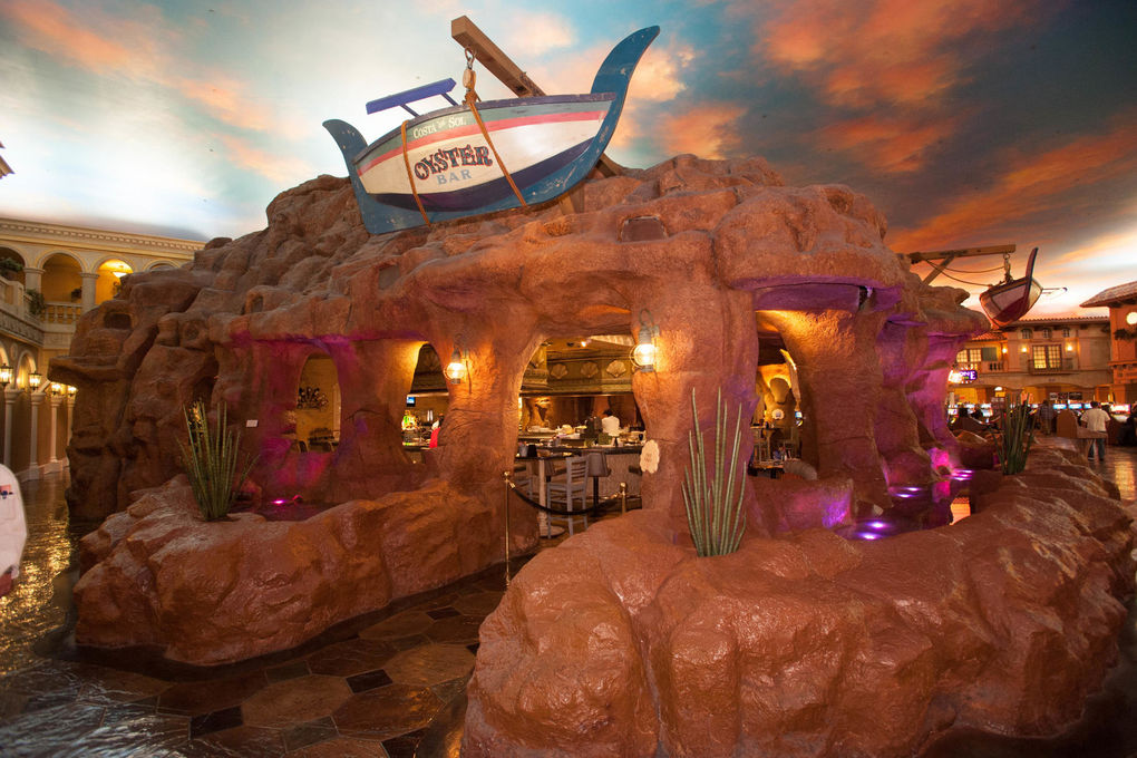 a photo of the Oyster Bar entrance