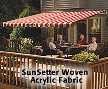 SunSetter Patio Cover, Canopies and Porch Covers on Patio Cover Ideas For Winter id=54091