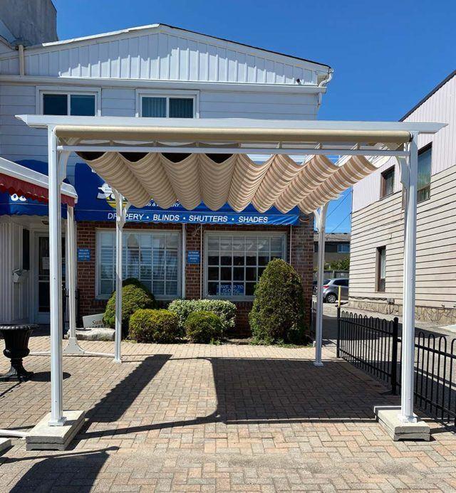 sunshade awnings ajax awnings store