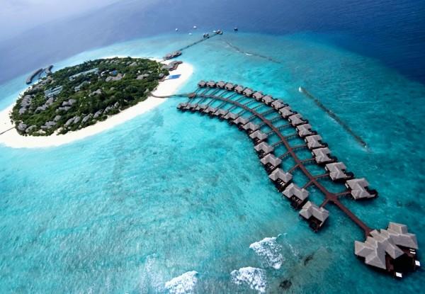 Хотел на Малдивите