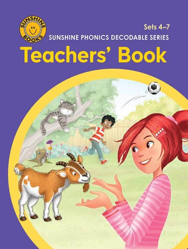 Decodables Teachers' Book 2