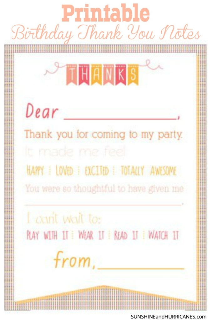 Best thank you letter for 40th birthday party image collection looking for a cute and simple way to take care of thank you notes thecheapjerseys Images