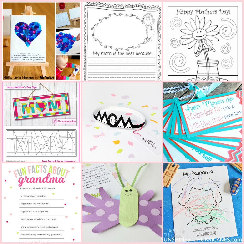 Mother S Day Printable Round Up