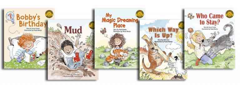 Paula Martyr – Sunshine Books Australia