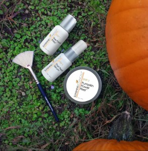 Power Pumpkin Peel System by Sunshine Botanicals