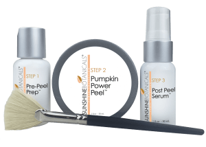 Pumpkin Power Peel System