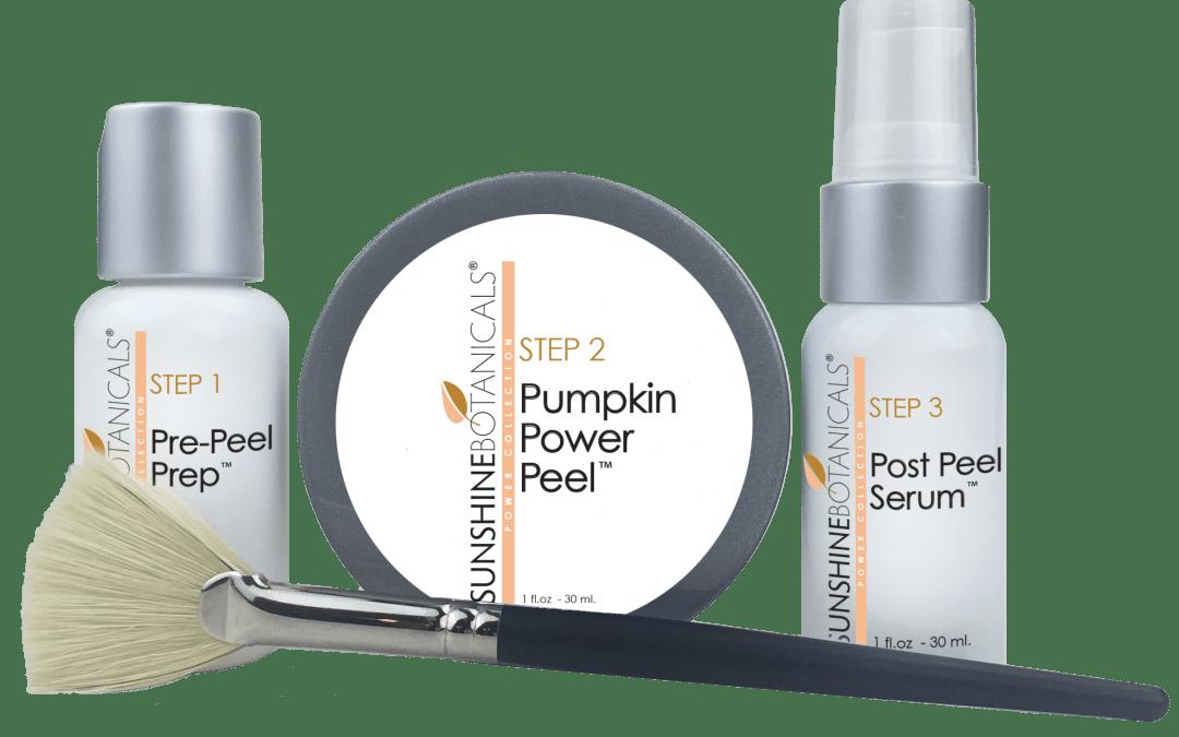 Pumpkin Power Peel System