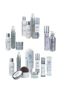 The Sunshine Botanicals product lineup - Herbal medicine meets corrective skincare.