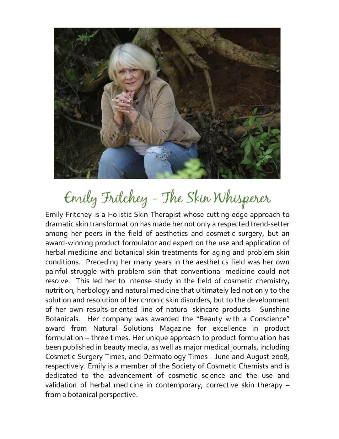 Emily Fritchey Bio