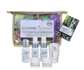 Calming Collection sample / travel kit