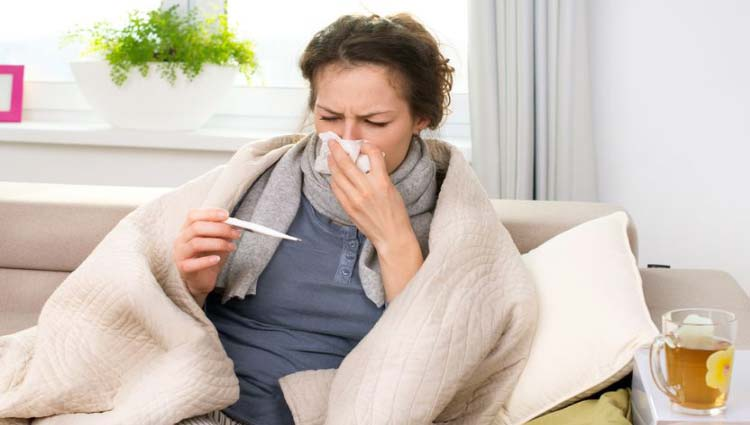 (Sneeze) Is That a Cold or the Flu?