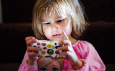 Is Too Much Screen Time Harming Children's Vision?