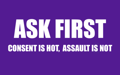 Be a Voice in Sexual Assault and Domestic Violence Prevention