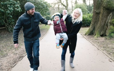 Five Steps to Strengthen Family Relationships