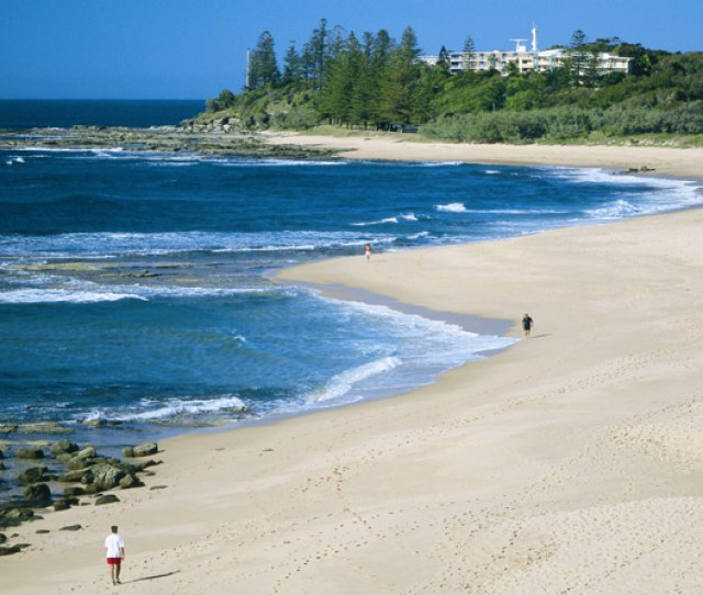 Shelly Beach Caloundra