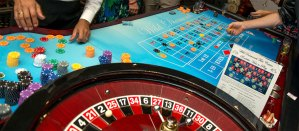 Wild Diamonds Fun Casino Roulette game.