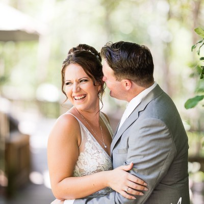 How our $5000 Expo Prize gave Megan & Travis their dream wedding!