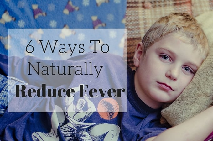 Ways To Bring Down Fever Naturally