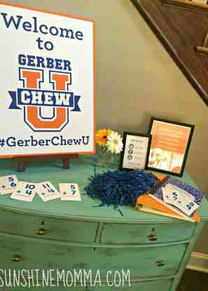 Gerber Chew U Event