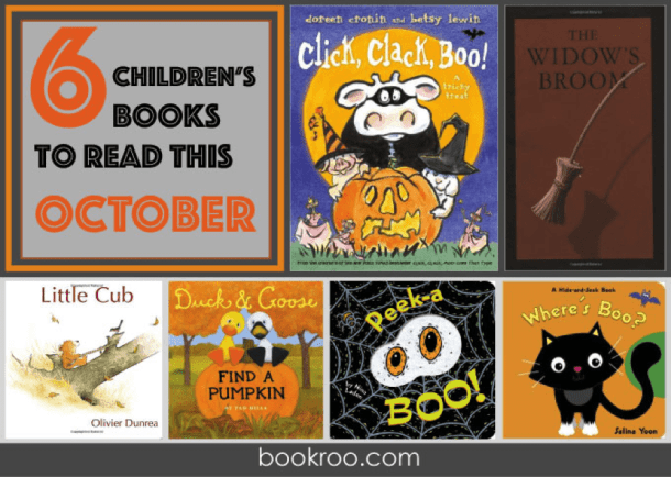 6 Children's Books To Read This Fall