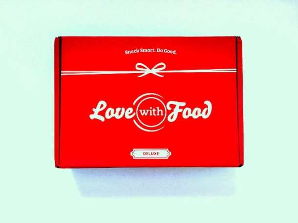Love With Food (May 2015)