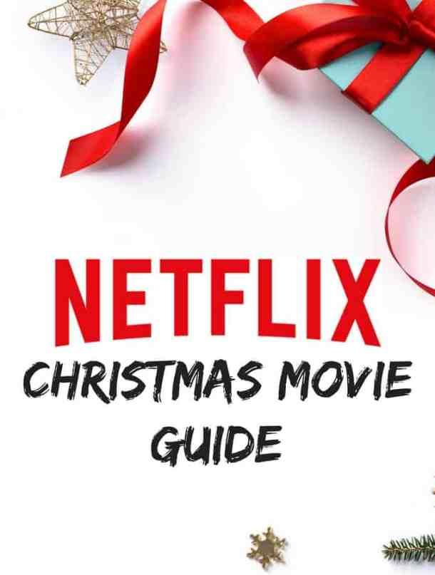 2017 Netflix Christmas Movie Guide