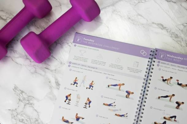 A Moms Guide to Getting Fit at Home