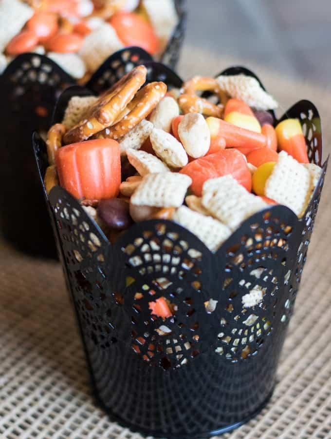 Harvest Hash Snack Mix Recipe