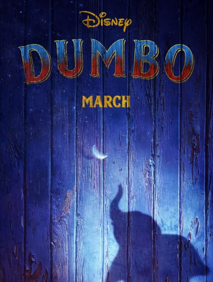 The Live Action Dumbo Trailer is Here – cue the tears