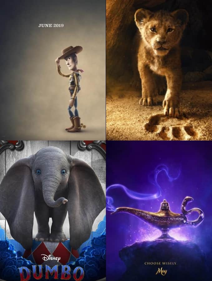 Disney's Can't Miss Movies of 2019