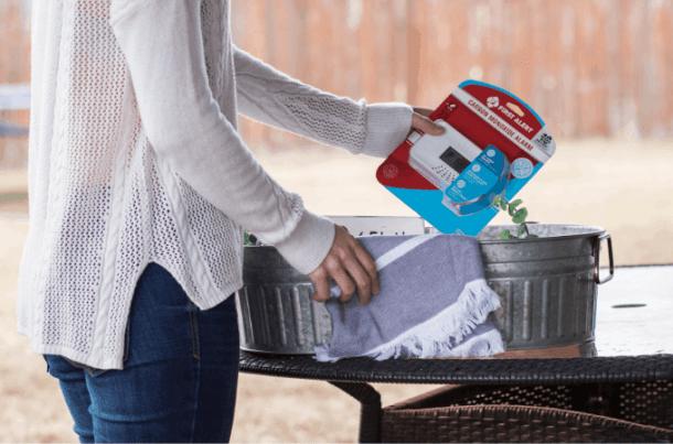 DIY Farmhouse Themed Housewarming Gift
