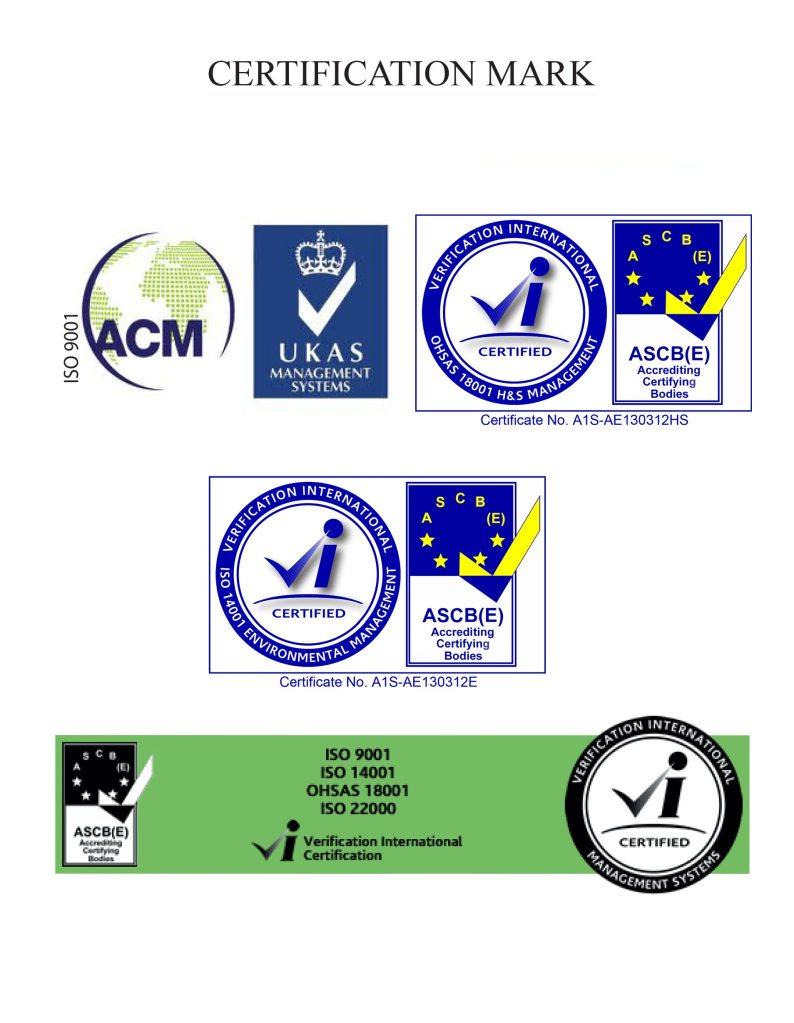 certification mark