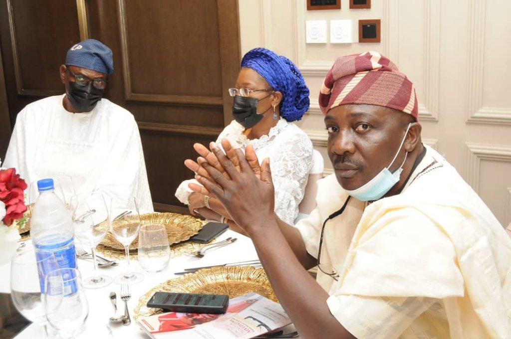 Political Heavyweights storm Lagos as Ilaje honours Ondo DGov Aiyedatiwa