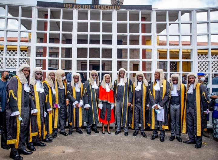Ondo Chief Judge, Justice Akeredolu bows out Today