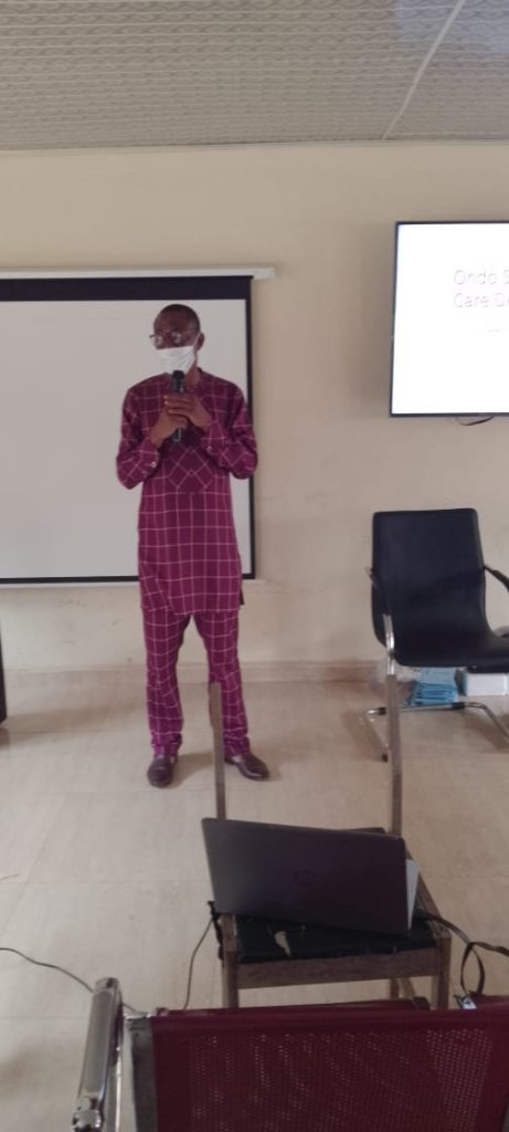 Ondo Health Agency sensitizes Parents, Stakeholders on Polio, Covid-19 Vaccinations