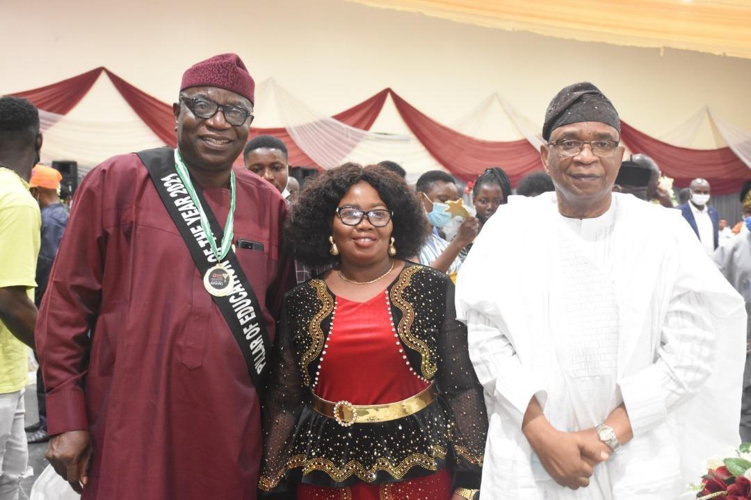 """Ondo Pillar of Education Award: AAUA VC, Prof. Olugbenga Ige is a shining light"""