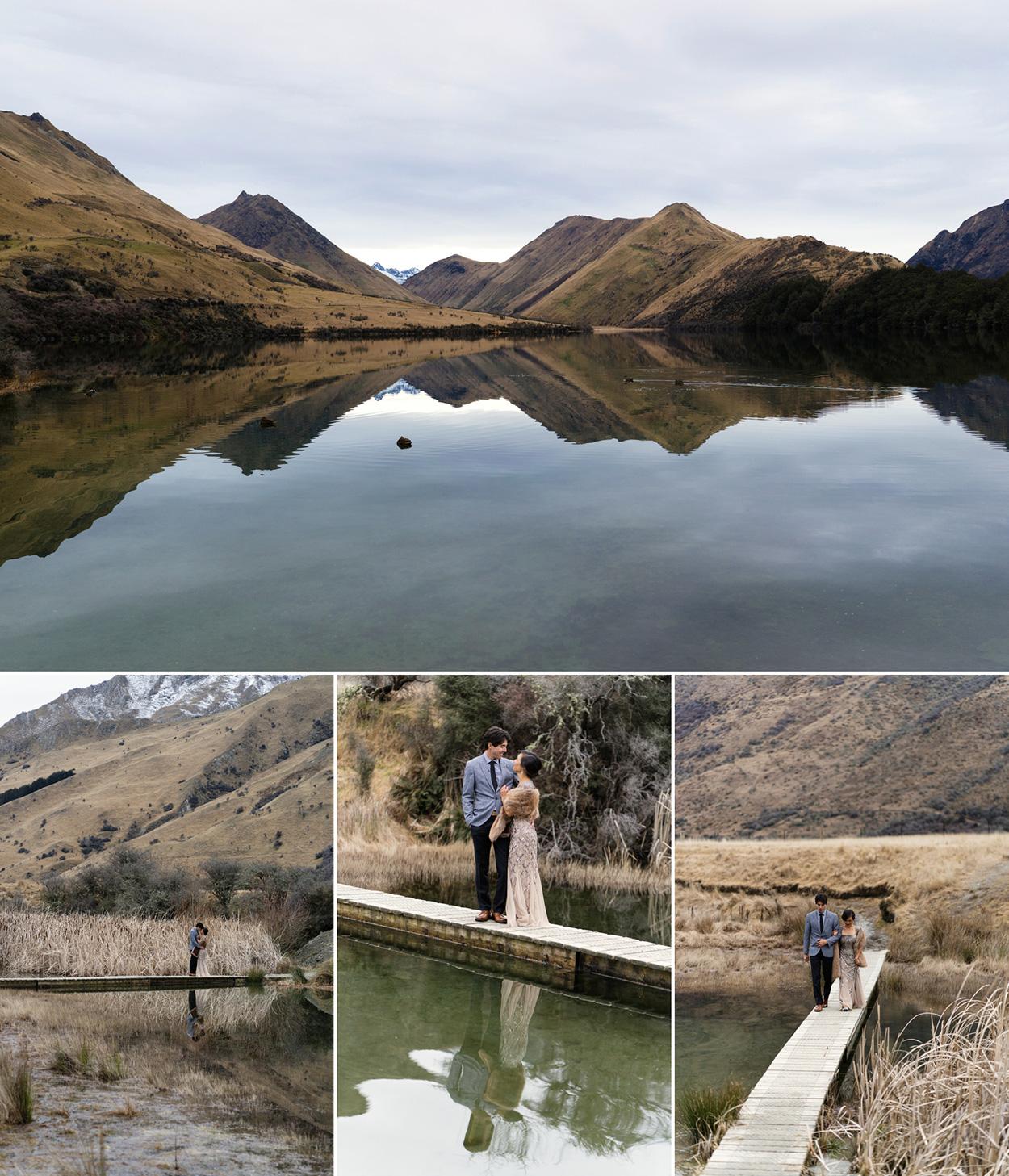 moke lake wedding
