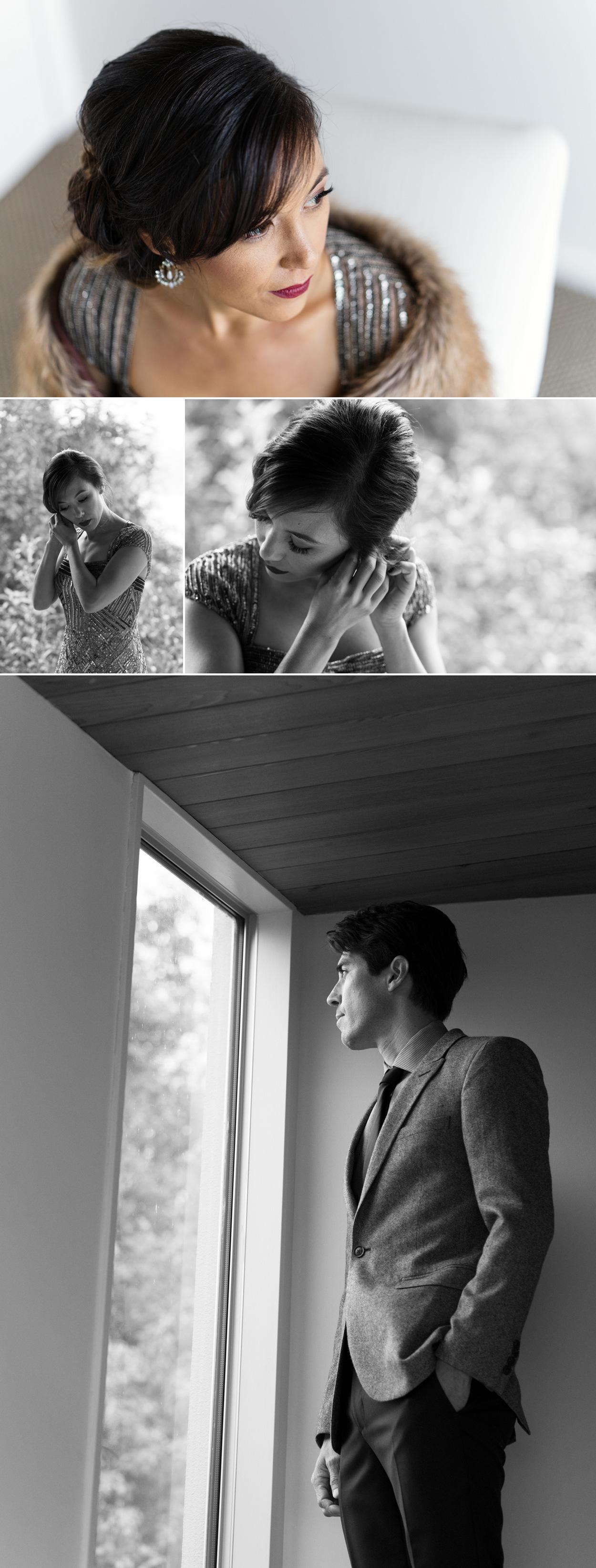bride photography portraits